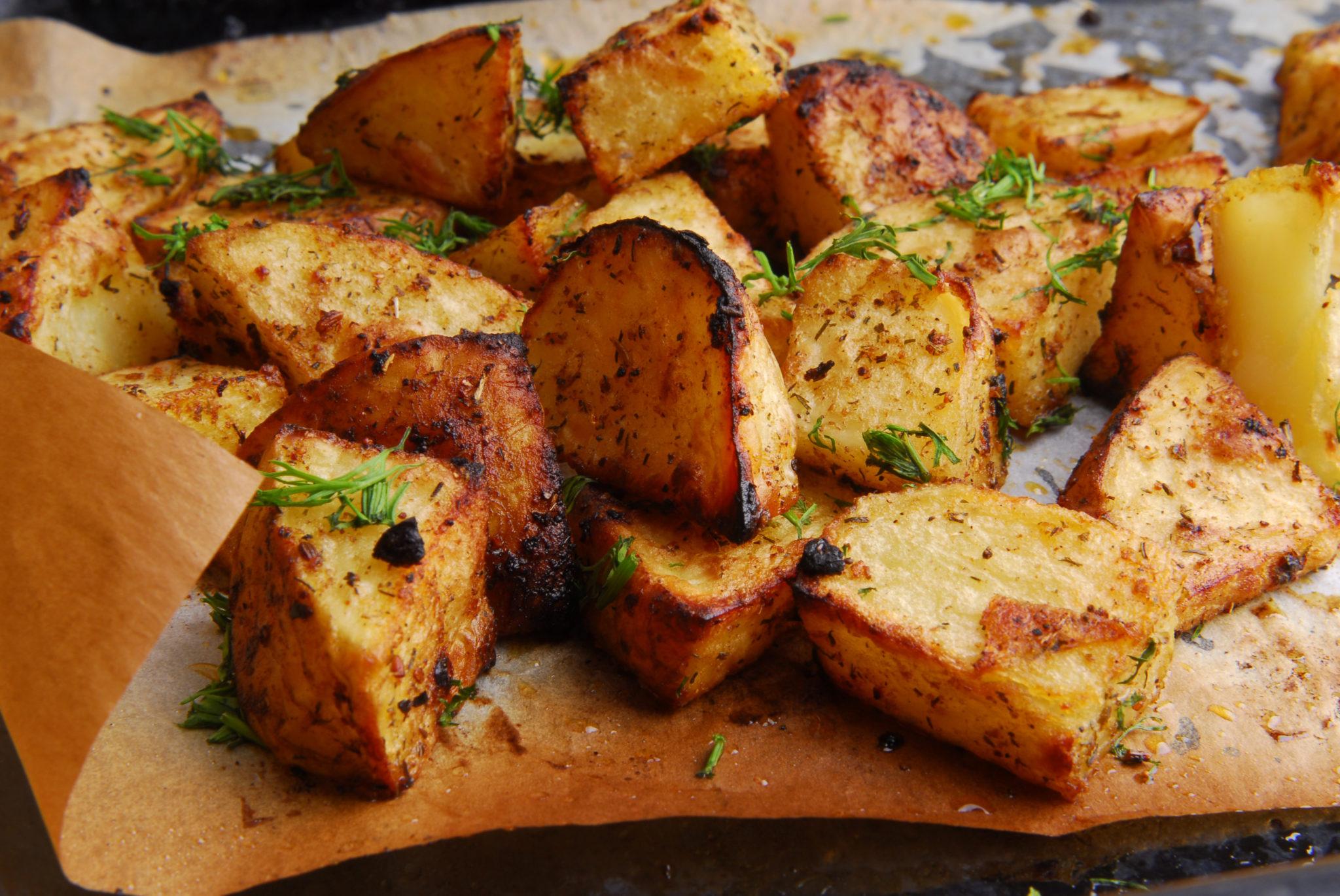Roasted Potatoes – mehr als nur Kartoffeln