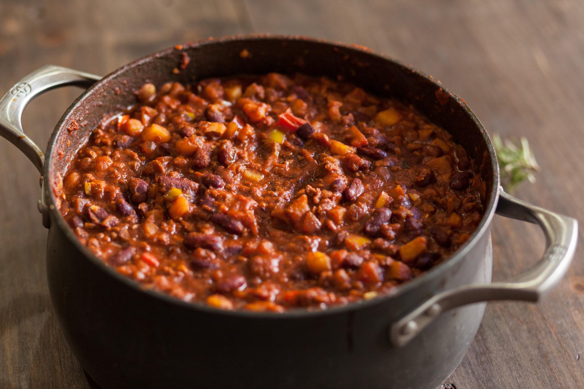 Grizzly con Carne – Das Chili mit dem extra Kick