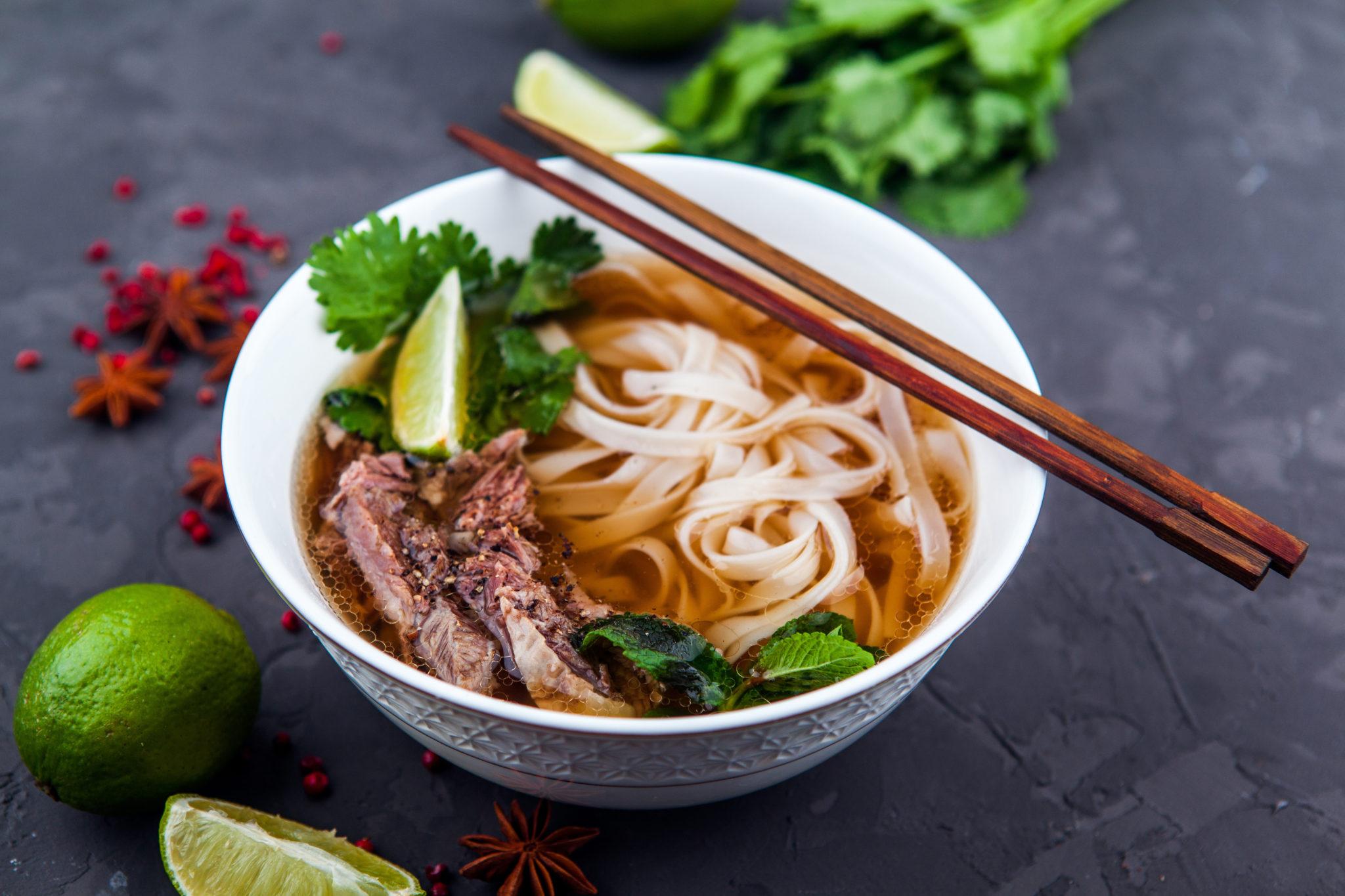 Quick Pho – Die schnelle Suppe aus Vietnam
