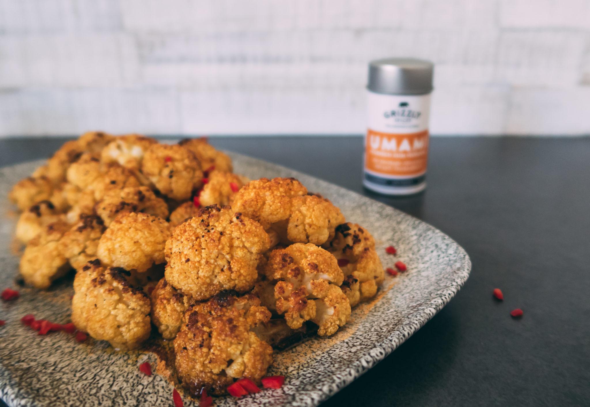 Cauliflower Wings mit UMAMI – Blumenkohl in richtig geil