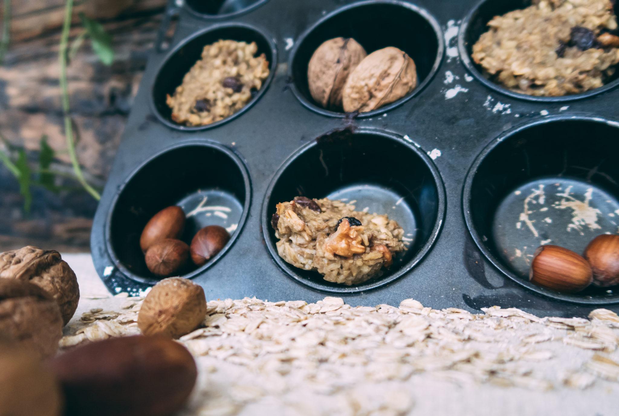 Müsli-Muffins: Für einen ausgewogenen Start in den Tag