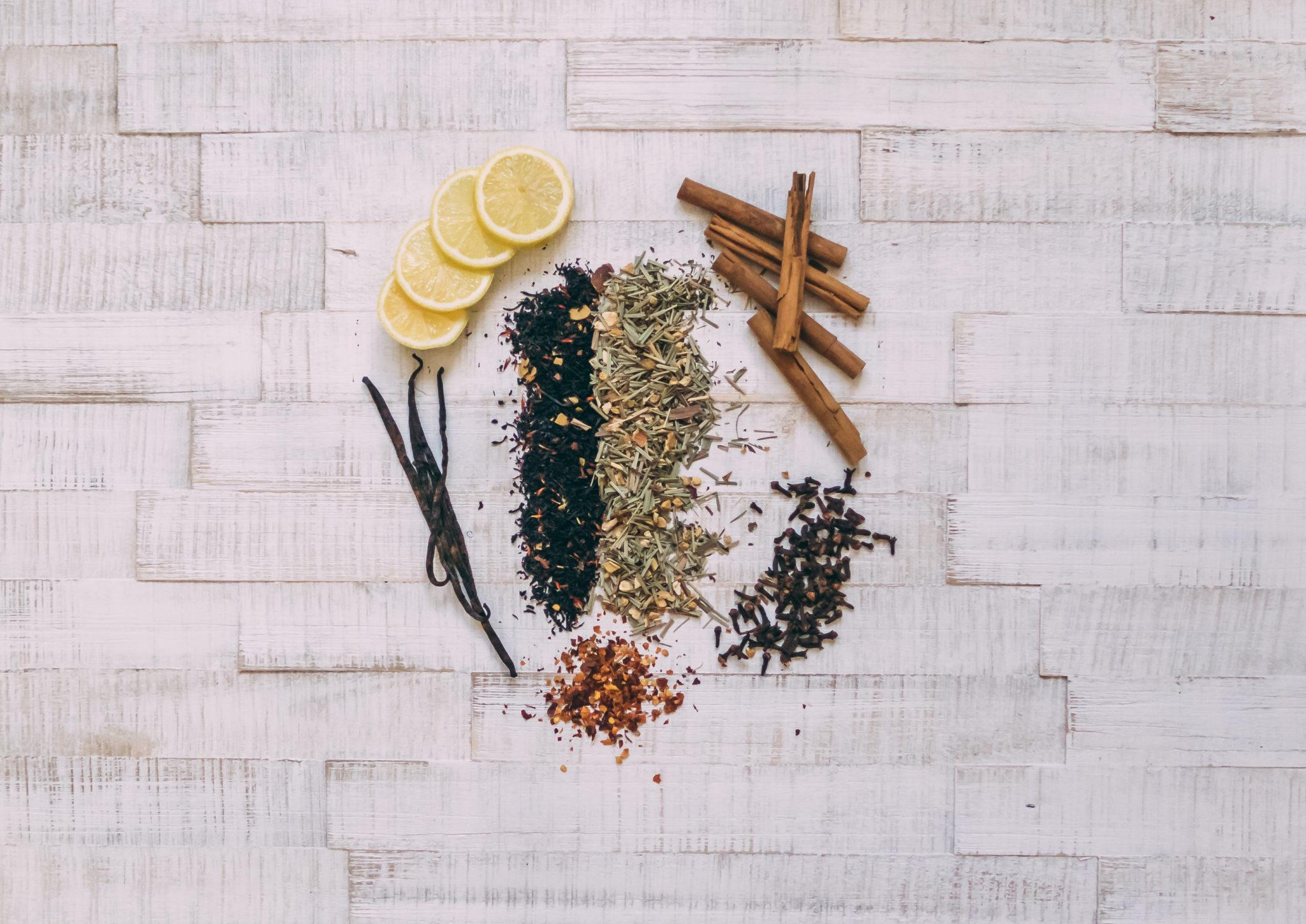 Cold Brew Teas: Fünf Rezepte für eiskalten Genuss