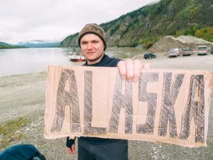 Grizzly Snacks Gründer Alaska Beef Jerky